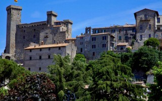 Bolsena and its neighborhood