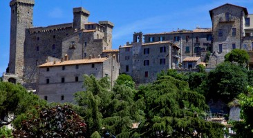 Bolsena and its neighborhood